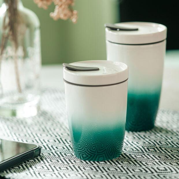 Coffee To Go tazza mug da viaggio S green, , large