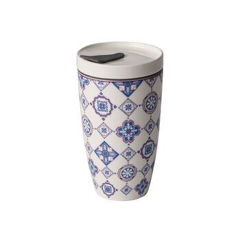 Modern Dining To Go Indigo tazza mug da viaggio