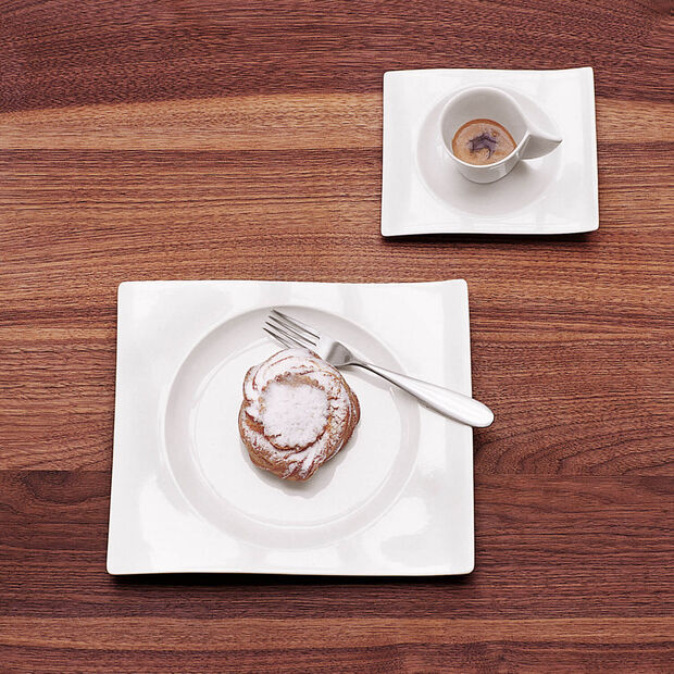 NewWave plato de desayuno rectangular 24 x 22 cm, , large
