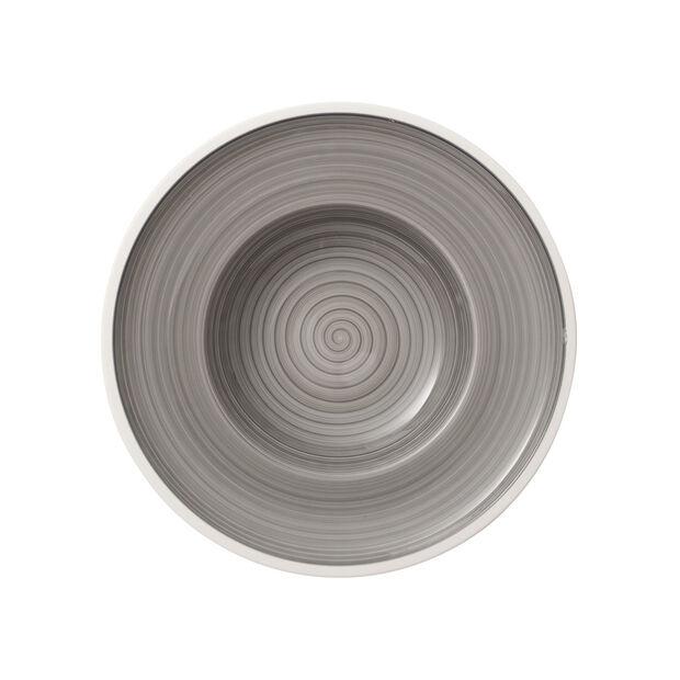 Manufacture gris Piatto fondo 25cm, , large