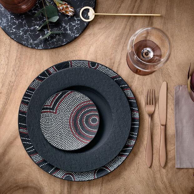 Manufacture Rock Desert Piatto gourmet 32cm, , large