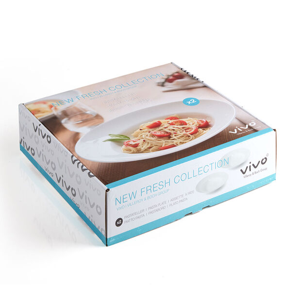 vivo   Villeroy & Boch Group New Fresh Collection Set di 2 piatti pasta, , large