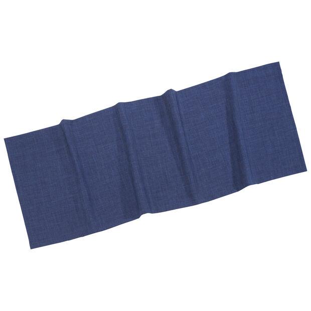 Textil Uni TREND Cam.de mesa azul marino 50x140cm, , large