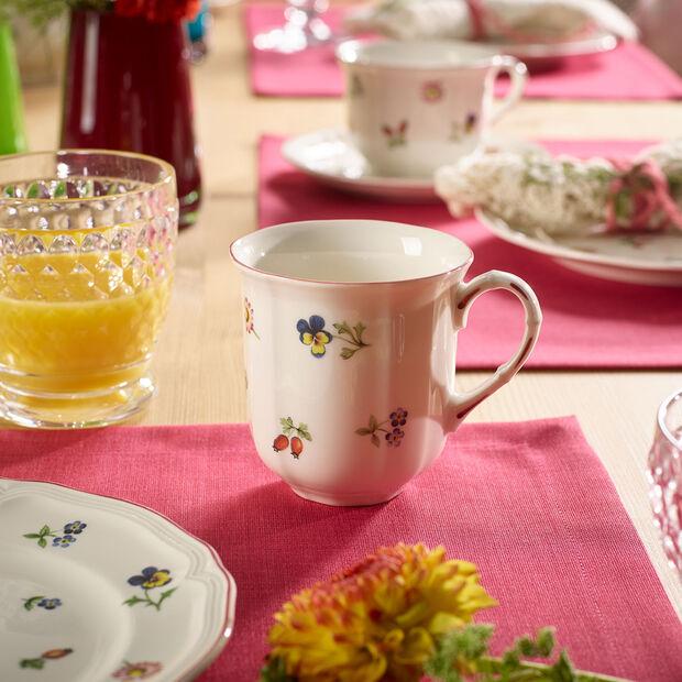 Petite Fleur taza grande de café, , large