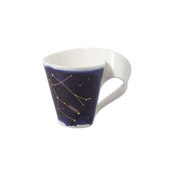NewWave Stars tazza Gemelli, 300 ml, blu/bianco