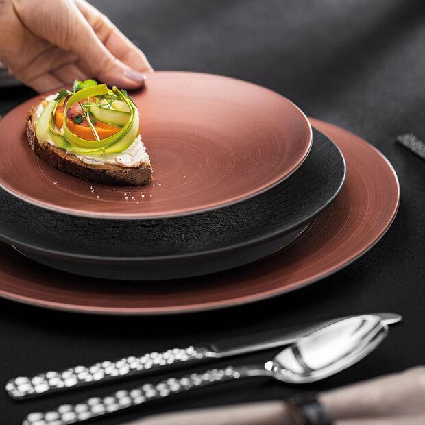Manufacture Glow piatto da colazione coupe, 21 cm, , large