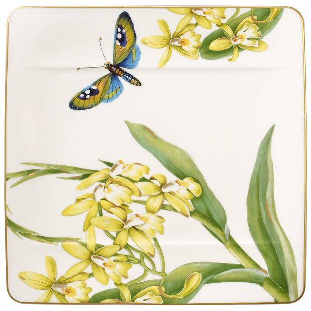 Amazonia piatto da colazione 23x23 cm, , large