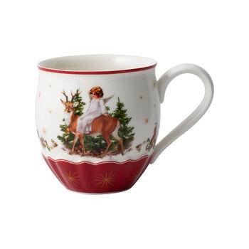 Annual Christmas Edition mug dell'anno 2020, 15 x 10,5 x 10,5 cm