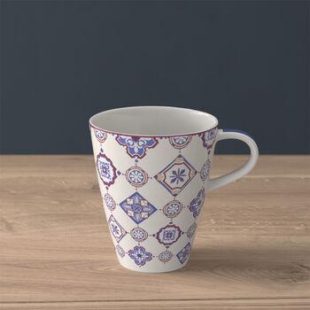 Modern Dining tazza grande da caffè, Indigo Caro