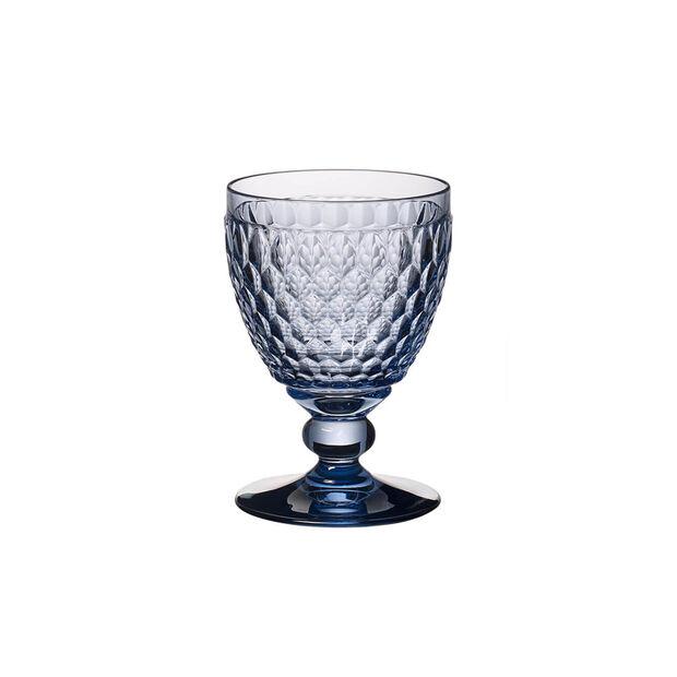 Boston Coloured Bicchiere da vino rosso Blue, , large