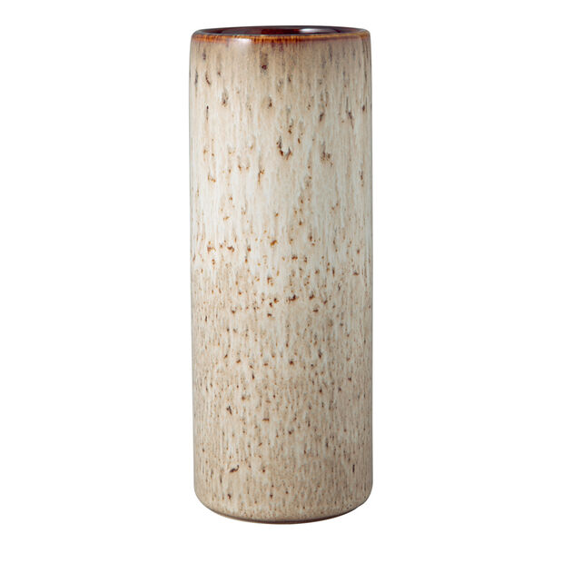 Lave Home vaso Cylinder, 7,5x7,5x20cm, beige, , large
