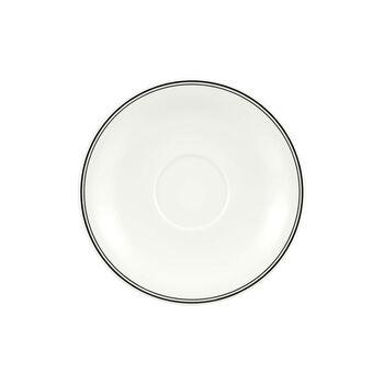 Charm & Breakfast Design Naif platillo XL de 20 cm para taza de café con leche