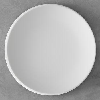 NewMoon piatto gourmet, 32 cm, bianco