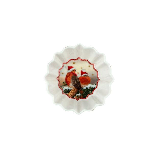 Toy's Fantasy Cuenco pequeño, pájaros 11x11x4cm, , large