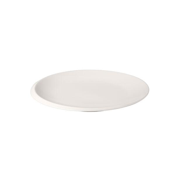 NewMoon piatto da colazione, 24 cm, bianco, , large