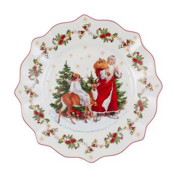 Annual Christmas Edition piatto dell'anno 2020, 24 x 24 cm