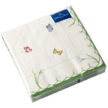Tovaglioli di carta Colourful Spring, 25 x 25 cm, 20 pezzi