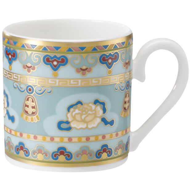 Samarkand Aquamarin tazza espresso senza piattino, , large