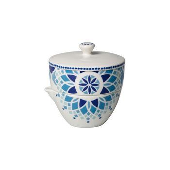 Tea Passion Medina azucarero y jarra de leche