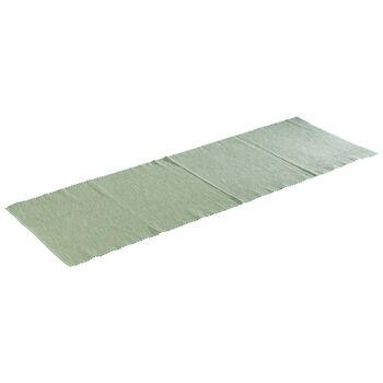 Textil News Breeze striscia verde chiaro 50x140cm