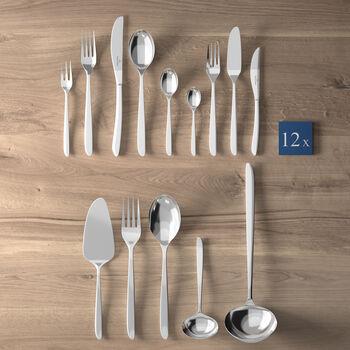 SoftWave Servizio tavola 113 pz.lunch 49x34x18cm