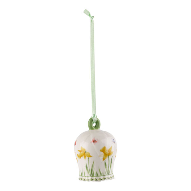 New Flower Bells ornamento narciso, , large