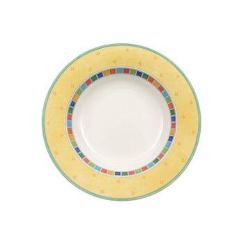 Twist Alea Limone Piatto fondo 24cm