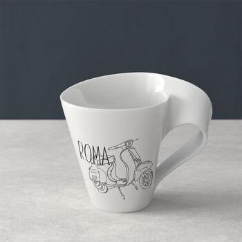 Modern Cities, tazza da caffè, Roma, 300ml