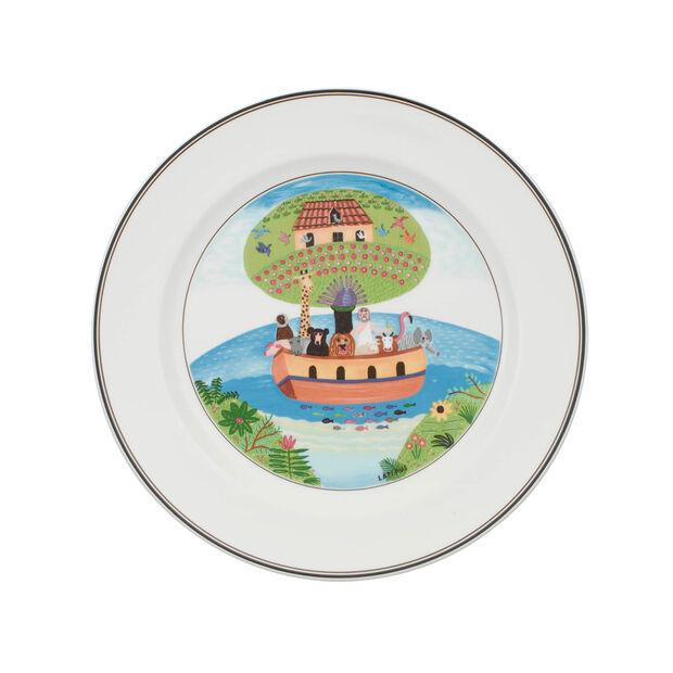Design Naif piatto piano Arca di Noè, , large