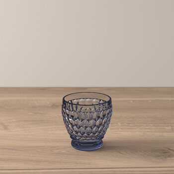 Boston Coloured Bicchiere da shot Blue