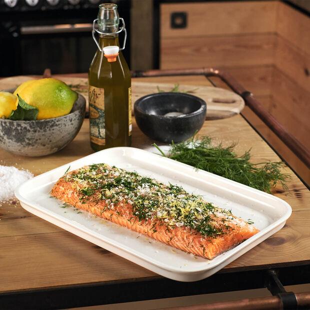 Clever Cooking Fuente de servir / Tapa rectangular 32x22cm, , large