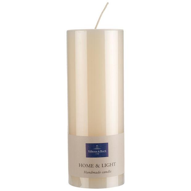 Essentials Candela Avorio pillar 19cm, , large