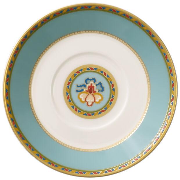 Samarkand Aquamarin piattino per tazza da espresso, , large