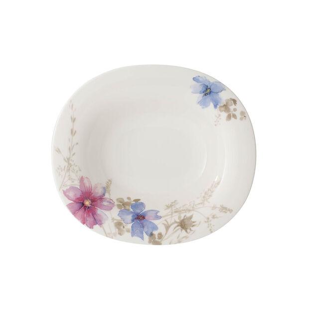 Mariefleur Gris Basic piatto fondo ovale, , large