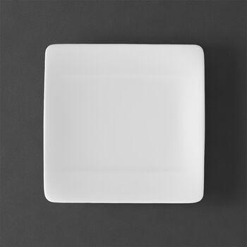 Modern Grace piatto da colazione 23x23 cm