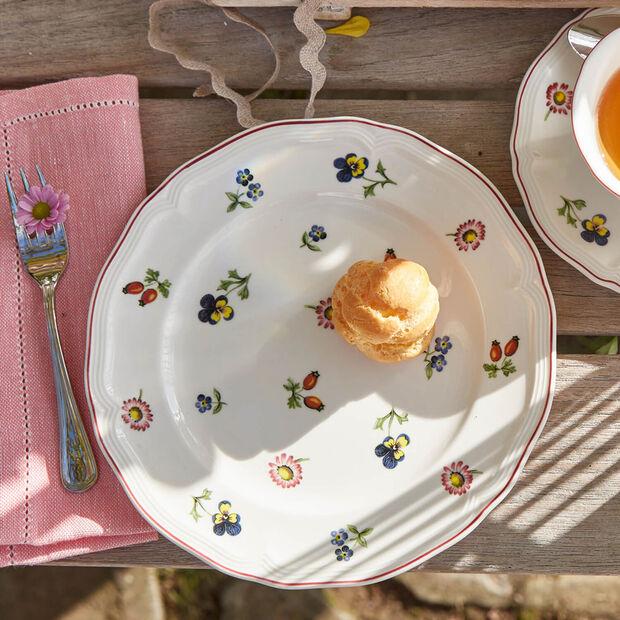 Petite Fleur piatto da colazione, , large
