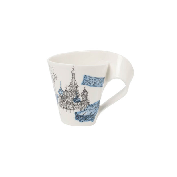 Cities of the World Tazza / Tazza con manico Moscow, , large