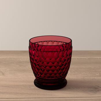 Boston Coloured Bicchiere da acqua/cocktail Red
