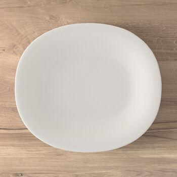 New Cottage Basic plato llano ovalado