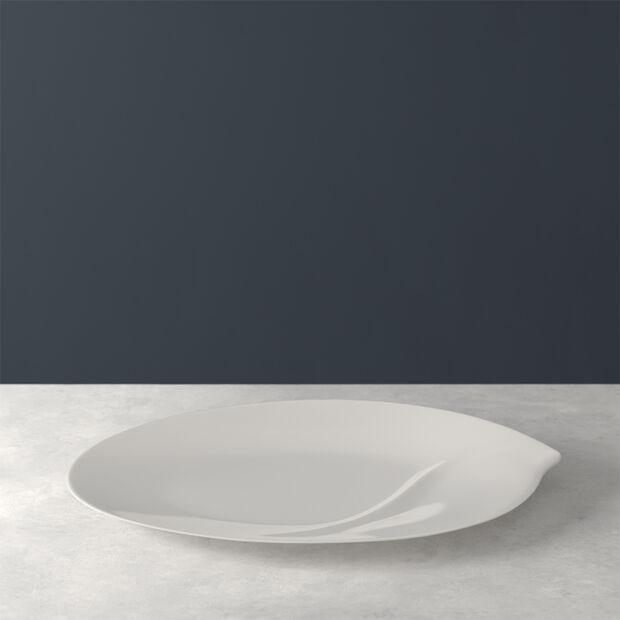 Flow piatto ovale 47 cm, , large