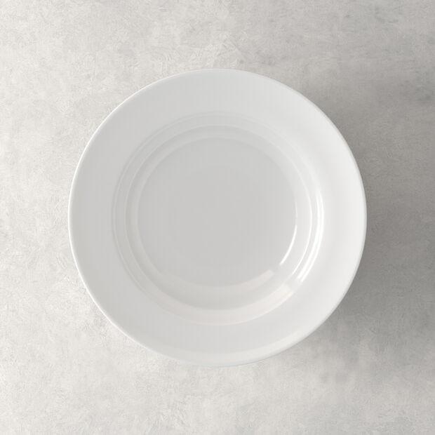 NEO White piatto fondo 23x23x6cm, , large