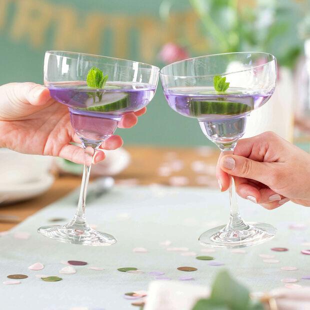 Purismo Bar bicchiere da Margarita set da 2, , large