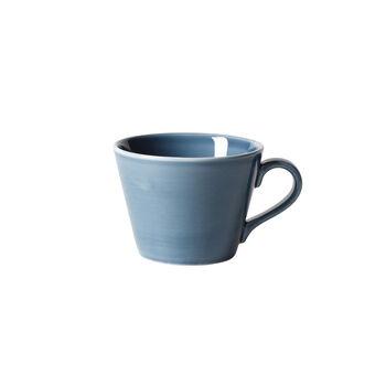 Organic Turquoise taza de café, turquesa, 270 ml