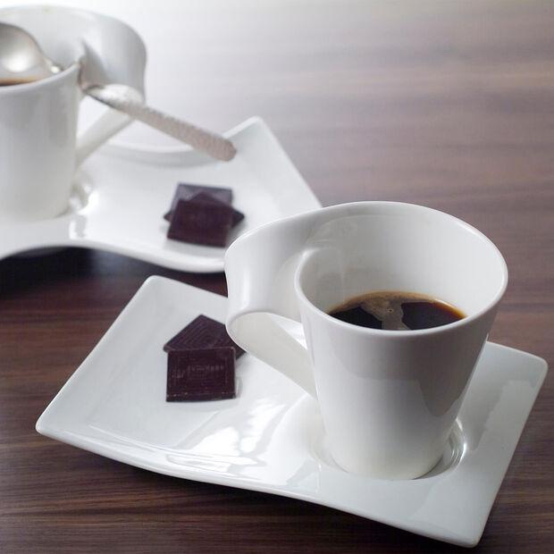 NewWave Caffè platillo grande para taza de café 22 x 17 cm, , large