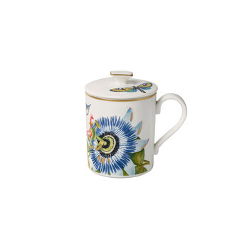 Amazonia Gifts Set tazza con coperchio 11,5x8,5x11cm