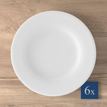 Royal piatto piano, 6 pezzi