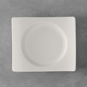 NewWave plato de desayuno rectangular 24 x 22 cm