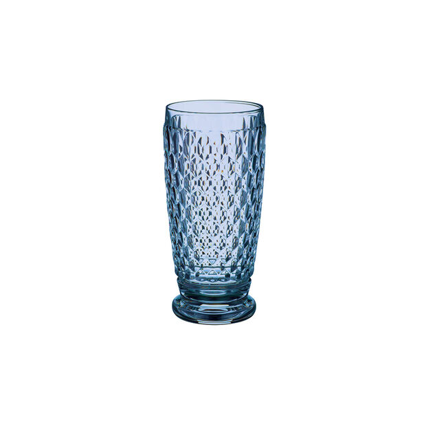Boston Coloured Bicchiere per long drink Blue, , large