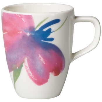 Artesano Flower Art tazzina da espresso senza piattino