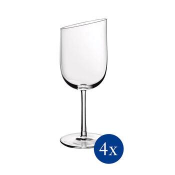 NewMoon set di bicchieri da vino bianco, 300 ml, 4 pezzi